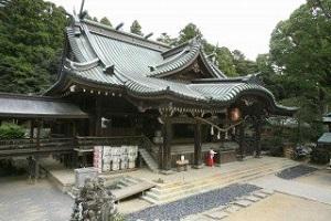 ⑩筑波神社,ここから駐車場まで15分
